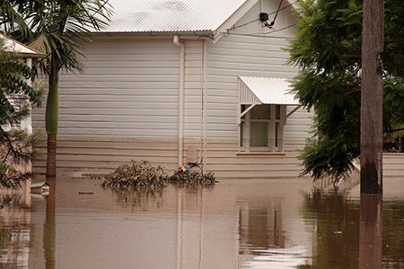 Photo of Water Damage Restoration on the Gold Coast